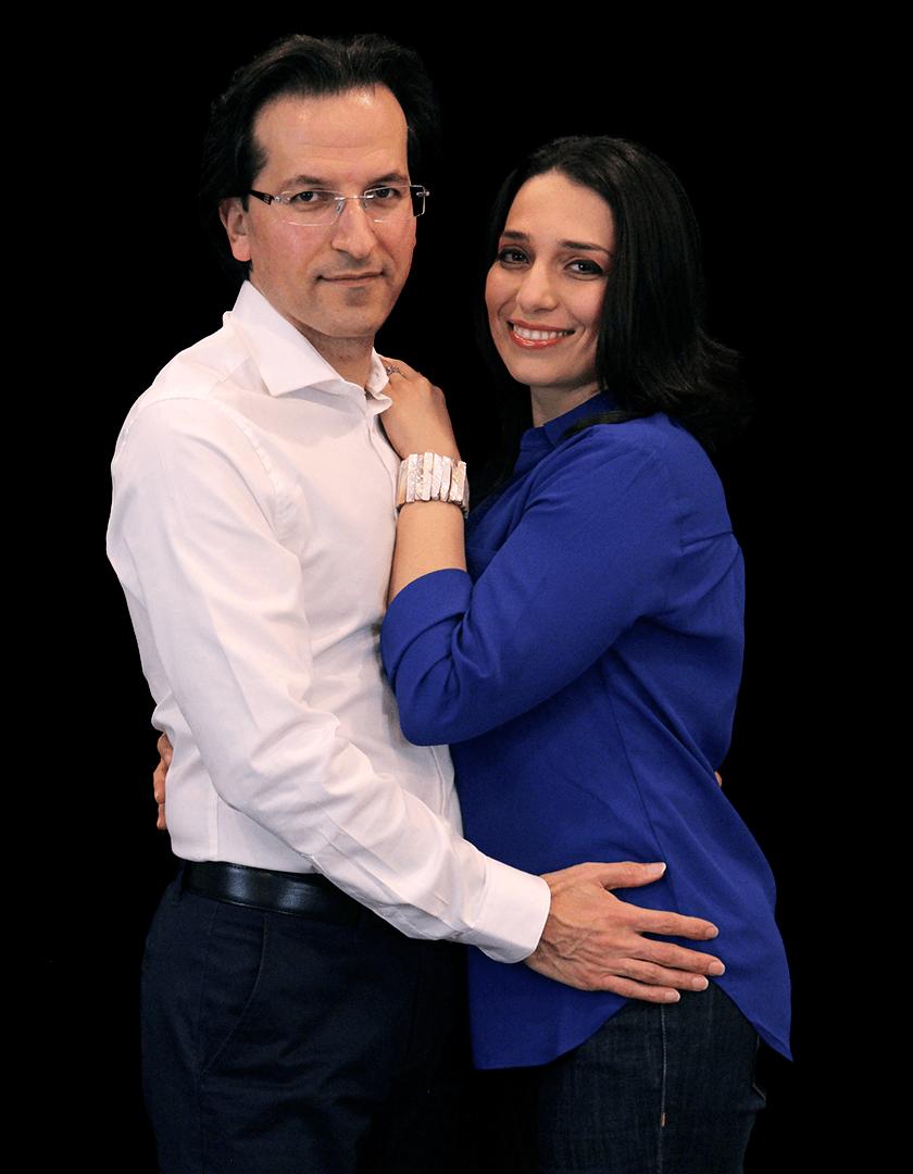 Masoud & Rose Ramandi